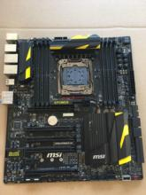 MSI X99S XPOWER AC X99 motherboard 2011-V3 support 6850K DDR4 spot