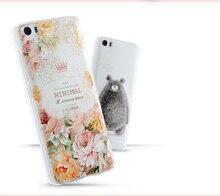 Горячий Новый Для Xiaomi mi5 Роскошные 3D Мягкие Силиконовые Милосердия Case Задняя Крышка Телефон Case Для Xiaomi mi5 mi 5
