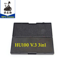 אמיתי HU100 V.3 10 סיכות לישי 2 in1 כלי HU100 V.3 לישי מסגר כלי