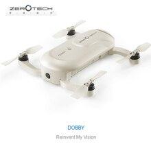 2016 Dobby Poche Selfie Drone FPV Avec 4 K HD Caméra et 3-Axis Cardan GPS ZÉRO drone Xplorer V Mini RC Quadcopter Livraison gratuite