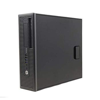 Hp Elite 800 G1 - Ordenador de sobremesa (Intel  i5-4570, 8GB de RAM, Disco SSD de 120GB, Windows 10 PRO ) - Negro (Reacondicion