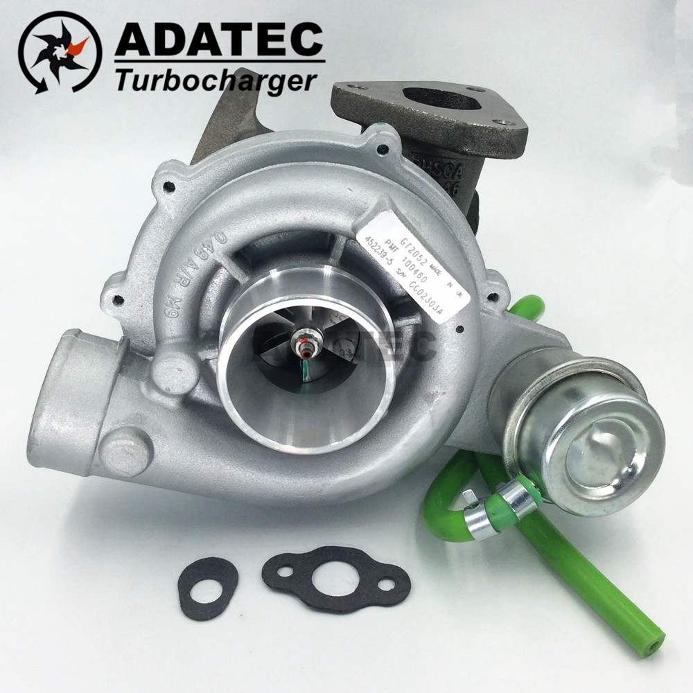 GT2052S 452239 Turbine LR017316 LR006595 LR005955 Turbocharger For Land-Rover Defender 2.5 TDI TD5 90 Kw - 122 HP MDI 525 1998-