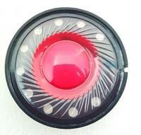 40mm speaker unit Composite film Red film headphone unit 1pair=2pcs