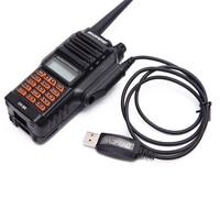 uv9r מכשיר 100% מקורי Baofeng UV9R תכנות USB Driver בכבלים CD עבור UV-XR A58 UV9R פלוס BF-A58 מכשיר הקשר (5)