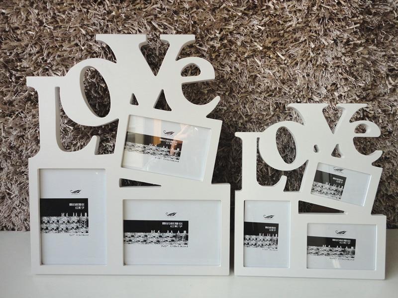 Desktop letter box love photo frame live photo frame decoration box ...