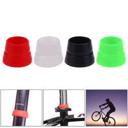 2pcs 33 8mm 38 2mm silicone rubber mountain bike seat post ring waterproof bicycle seatpost protective.jpg 250x250