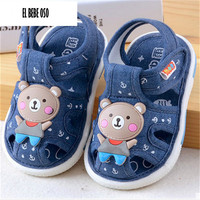 Soft Fabric Baby Boys Girls Infant Shoes 0 6 6 12 12 18 18 24 Summer