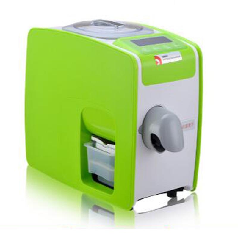 Automatic Home Oil Press Machine Sesame Peanut Oil Extractor,cold Press Oil Machine 300w 1pc
