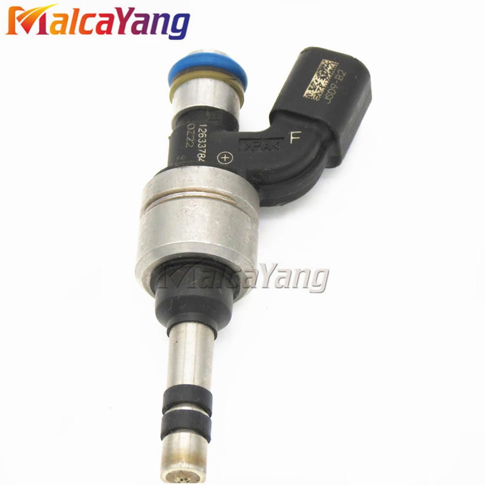 100 working flow test auto parts fuel injector nozzle for buick lacrosse regal chevrolet equinox