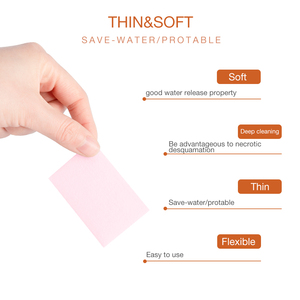 Image 2 - Dmoley 1Pack Lint Free Wipes Napkins Nail Polish Remover Gel Nail Wipes Nail Cutton Pads Manicure Pedicure Gel Tools
