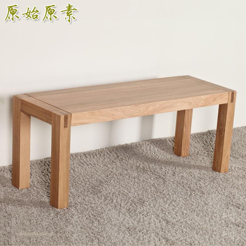 minimalist wood furniture. the original elements minimalist modern white oak wood furniture dining stool b