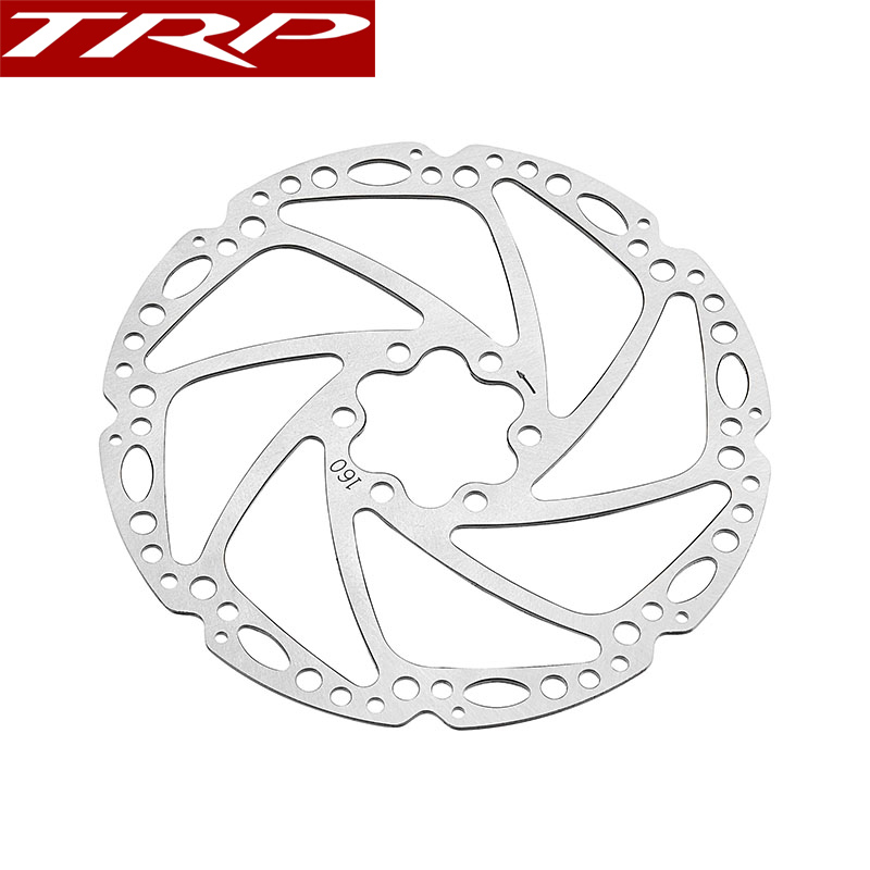 TRP TRP-13 2-Piece Disc Brake Rotor 160mm//180mm//203mm MTB Mountain Road Bike