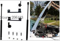 2012 2013 2014 2015 2016 2017 2018 для Ford Focus аксессуары капот автомобиля капот газовый шок стойки Лифт поддержка стайлинга автомобилей