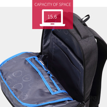 Multi-function computer USB charging 15.6 inch Laptop Backpack