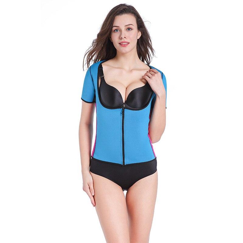 0130e1ed10 Thermo Sweat Hot Neoprene Body Shaper Slimming Waist Trainer Cincher Vest  Women Shapers DropShipping-in Tops from Underwear   Sleepwears on  Aliexpress.com ...