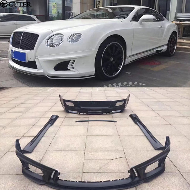 Bentley Review Release Raiacars Com: Bentley Continental Gt Rear Spoiler