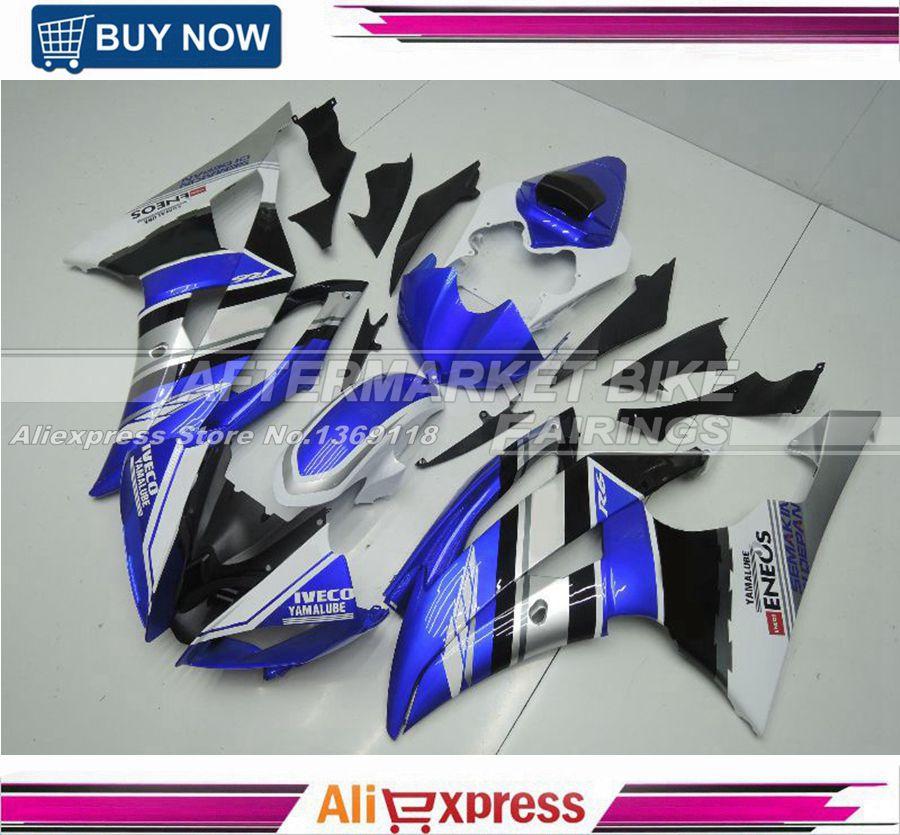 ENEOS DESIGN OEM Fitment 100% Virgin ABS Plastic Bodywork For Yamaha YZF R6 08 09 10 11 12 13 14 моторное масло eneos ecostage 0w20 sn 4л синт