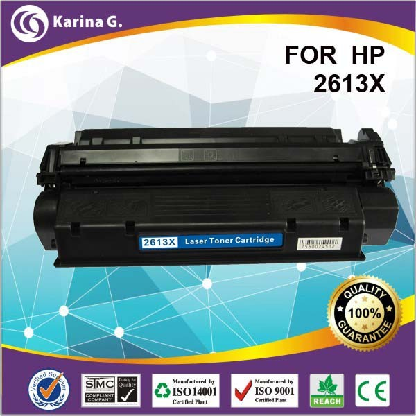 high yield 4000page yield Laser toner cartridge 13x 2613x for hp Q2613ax for hp HP LaserJet 1300 1300N 1300XI high page yield toner 12x compatible