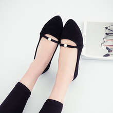 Schuhe Frau 2017 Frauen Flache Schuhe 17 Farben Casual Faulenzer Frauen Schuhe Wohnungen Mokassins Dame Fahren Schuhe flock