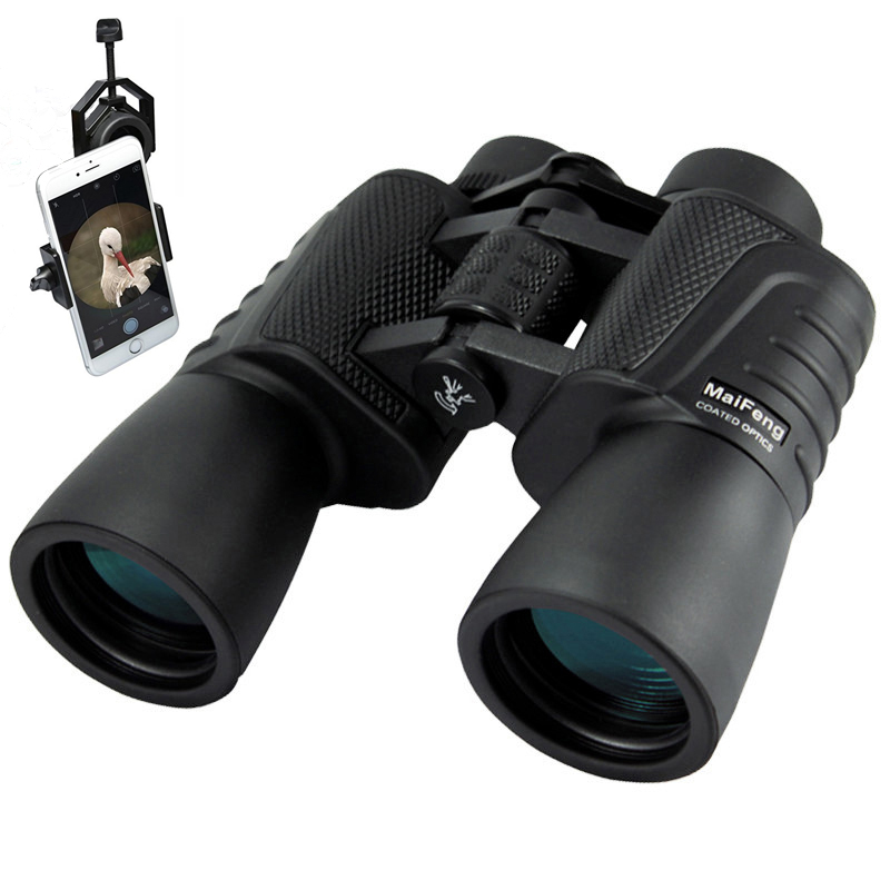 Professional Military Binoculars High Times Zoom Telescope 20X50 Powerful HD Waterproof binocular High quality For Hunting