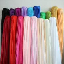 Pearl ice silk wedding veil cloth curtain decorative fabrics fabric arena thick background