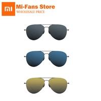 100 Xiaomi Mi Jia Turok Steinhardt TS Nylon Polarized Stainless Sunglasses Colorful RETRO 100 UV Proof