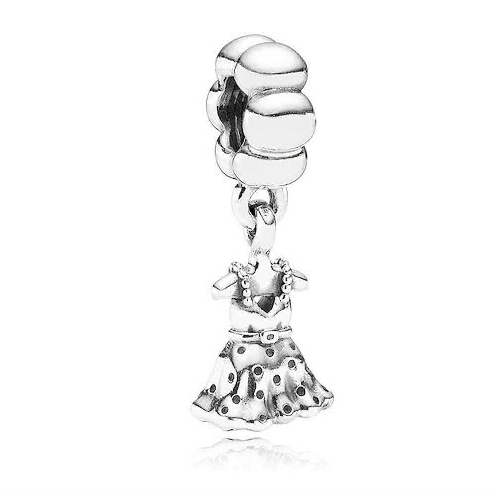 Anhänger Schmuck & Zubehör Zuversichtlich Chamss 2019 Kleid Anhänger Charme Frauen Diybracelet Anhänger High-end-vintage Freundin Glamour Schmuck Geschenk Freies Verschiffen 791031 GroßEs Sortiment