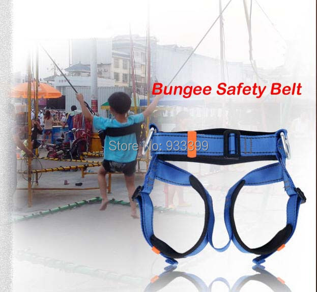 Kids Bungee Harness Bungee Safety Belt For Jumping Protected