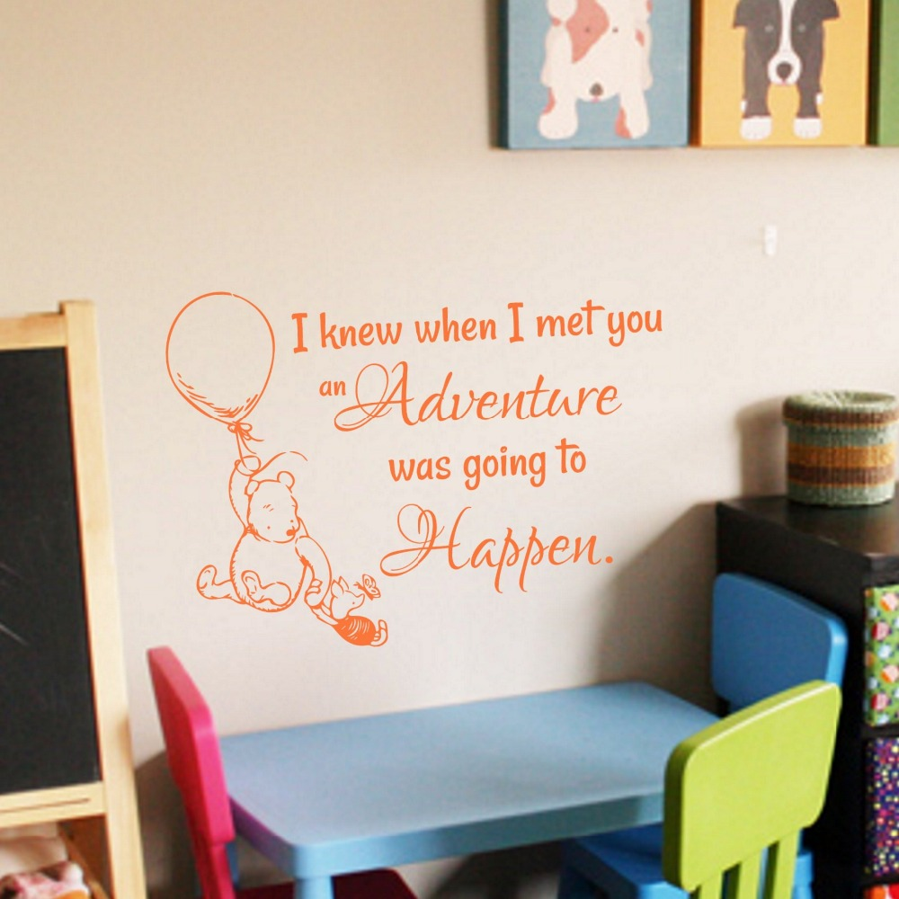 Kids-Room-Wall-Sticker-Vinyl-Winnie-the-Pooh-Quote-Decal-Hot-Air-Balloon-Baby-Bedroom-Decor (1)