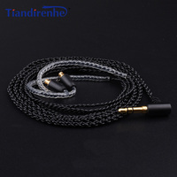 Original A2DC Cable For ATH LS50 LS70 LS200IS E40 E70 Earphone Headphone Wire Headset Cables For