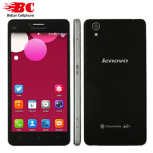 Original Lenovo A858W MT6732 Quad Core 1.5GHz FDD LTE 4G WCDMA 3G Android 4.4 8G ROM 5″ FHD 1280*720P 8MP Dual Sim GPS Bluetooth