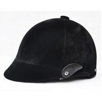 Высокое качество регулируемый Бесплатная Размеры Конный Верховая езда Конный шлем Шлемы Каско Capacete езда оборудование черный