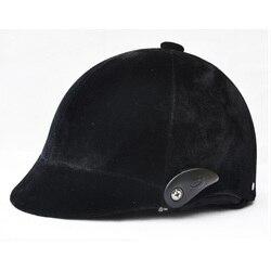 عالية الجودة تعديل حجم الشحن معدات ركوب الفروسية ركوب الخيل خوذة الفروسية الخوذ كاسكو capacete الأسود
