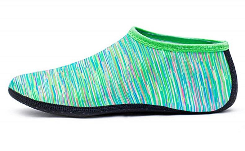 1 (11)Aqua Diving Socks Snorkel Suit Scuba Boot Water Swim Beach Wade Swim Shoes Sneakers Men Women Snorkeling Wading Shoe