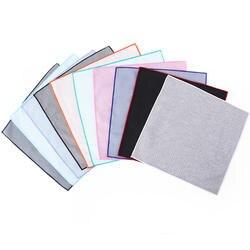 Tailor Smith хлопковый карман квадратный Для мужчин Для женщин платок твердый клетчатый плед 100% хлопок платками белый качество Карманный платок