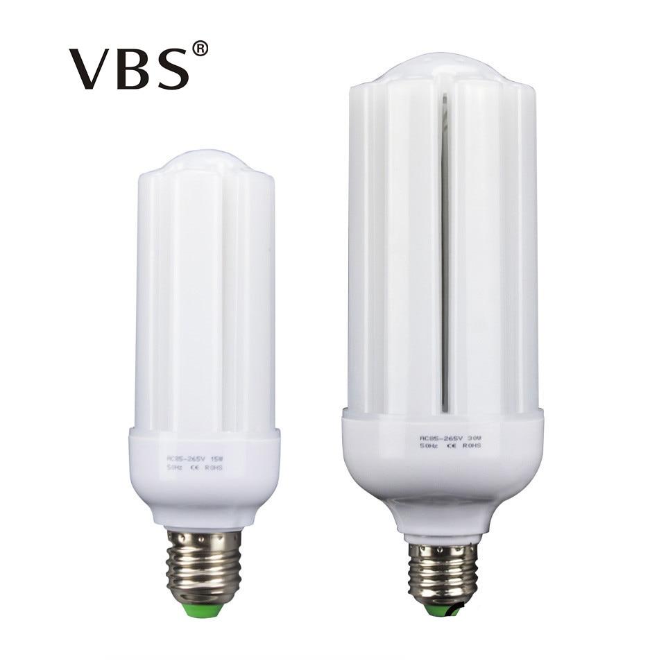 1Pcs LED Corn lamp E27 Led lamparas lampada de 5W 10W 15W 20W 30W 110V 220V 85V-265V Soft Lighting LED Bulb lampen For Reading