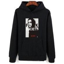 Mr Robot Gray Black 4XL Hooded Sweatshirt Men&Women Hip Hop in Winter Warm Autumn Style Mens Hoodies and Sweatshirts Oversized