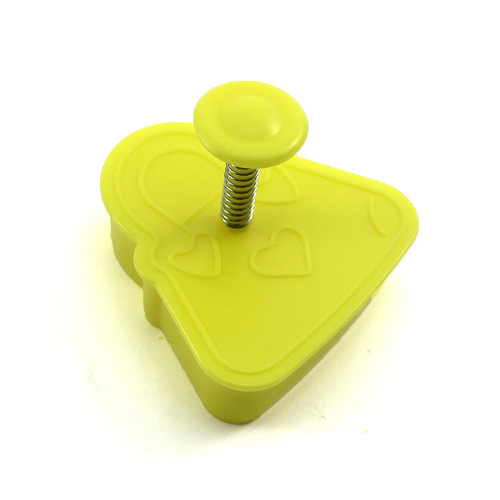 Coolmall yellow color cute mini bag shape 3d printed for 3d printer cake decoration