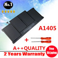 "Wholesale New  laptop Battery for Apple MacBook Air 13"" A1466  A1369 [2011 production]  Replace A1405 battery Free shipping"