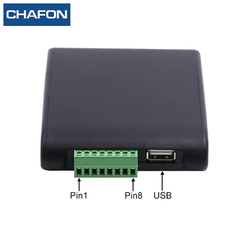 Image 5 - CHAFON 1M uhf rfid desktop reader emulate keyboard version No Driver for access control-in Control Card Readers from Security & Protection