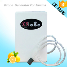 цена на Ozone Sauna Ozone Generator Ozonator Wheel Timer Air Purifiers Air Water o3 Ozonizer For Home Steam Sauna Spa