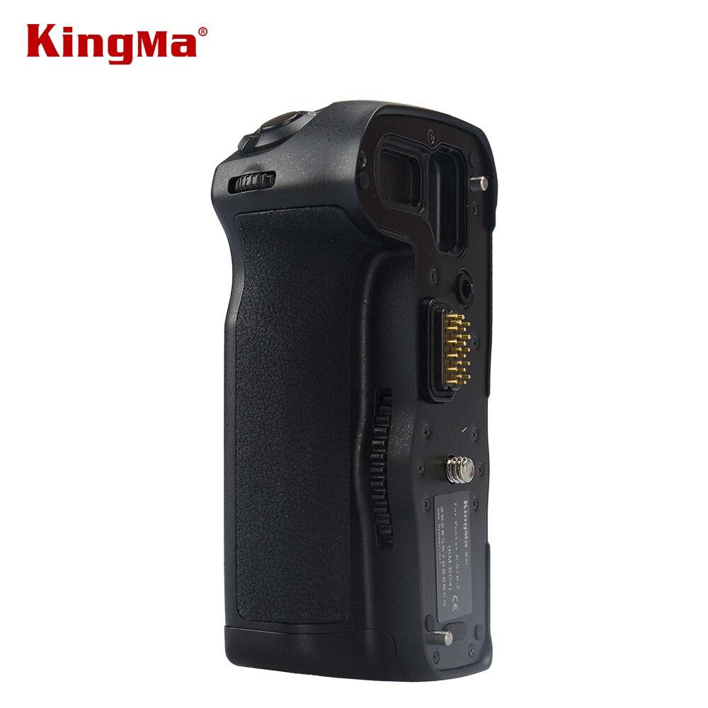 bilder für KingMa KM-BG4 Multi-Power Vertikale Batteriegriff Für PENTAX K7 K5 K5II K5IIS Digitale Slr-kamera Ersetzen D-BG4 DBG4 Griff Grip
