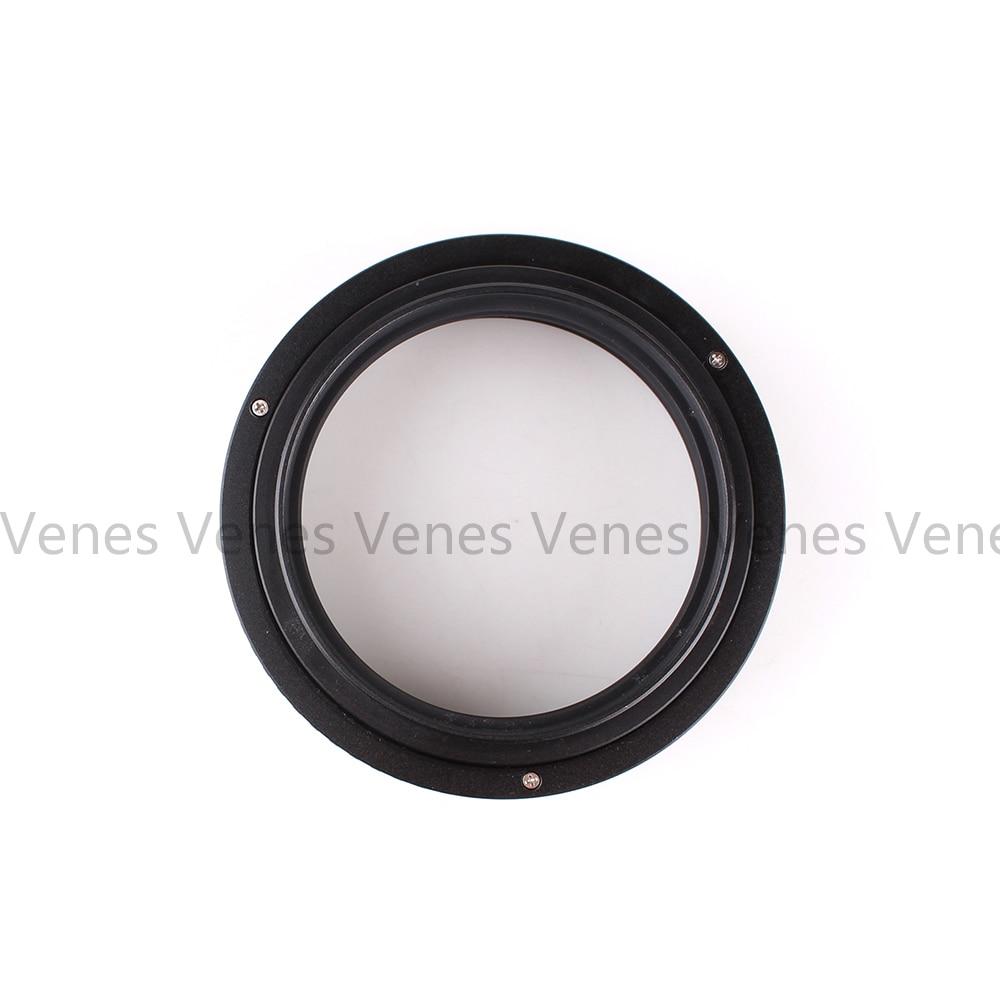 Venes Macro Tube Adapter 25-55mm M65 to M65 მთაზე - კამერა და ფოტო - ფოტო 4