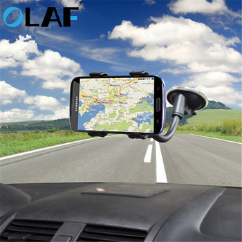 For Samsung/Iphone Universal Suction Cup Sucker Car Windshield Mount Phone Holder,Dashboard Stand Glass Sticky Bracket Stents