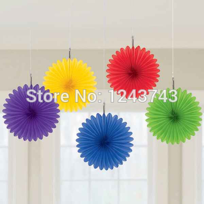 decorative crafts 15cm 1pcs flower origami paper fan wedding decoration home decorations birthday party decorations kids