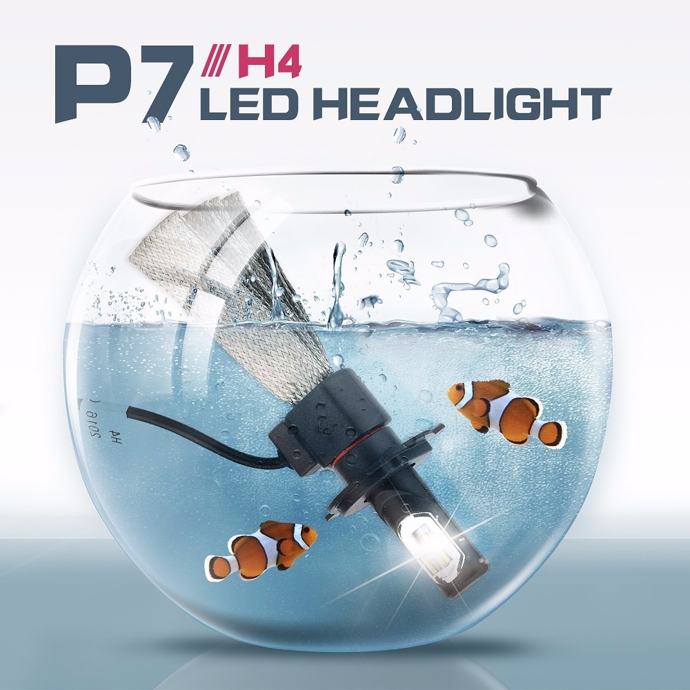 2PCS H4 H7 LED 12V H8 H11 H9 9005 9006 H1 H3 Car Headlight 9004 9007 H13 Automobiles Headlamp 12V 60w 9600Lm Led Lamp 6000K AB-in Car Headlight Bulbs(LED) from Automobiles & Motorcycles    2