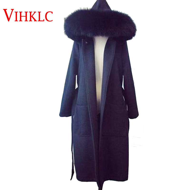 Online Get Cheap Ladies Coats Black -Aliexpress.com | Alibaba Group
