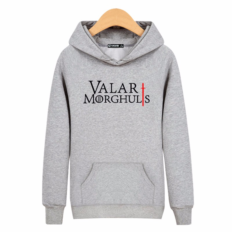 Game of Thrones Symbol Spring Sweatshirt Men Autumn Winter Hip Hop in High Quality Mens Hoodies and Sweatshirts 4XL