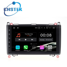 9 inch Android 7.1.2 Car DVD Stereo for Mercedes/Benz Sprinter B200 Vito Viano W169 W245 W469 W906 with GPS Wifi BT Radio