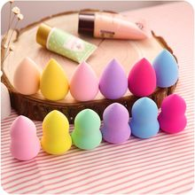 1 Pcs Foundation Sponge Blender Blending Facial Makeup Sponge Cosmetic Puff Flawless Beauty Powder Puff Make Up Sponge for face
